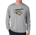Picture of Towson LAX - LS Wicking Shirt