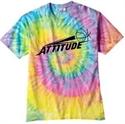 Picture of Attitudes - Saturn Tie Dye