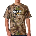Picture of Towson LAX - Short Sleeve Camo Shirt