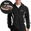 Picture of Majestx - 1/4 Zip Hooded Jacket