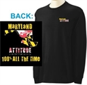 Picture of Attitudes - MD Long Sleeve