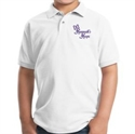 Picture of HH - Embroidered Youth Polo