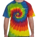 Picture of CHC - Adult Tie Dye Short Sleeve