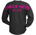 Picture of Check-Hers - Spirit Jersey