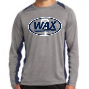 "Picture of WAX - Long Sleeve ""Retro"" Shirt"
