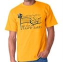 Picture of FCA - Gold Short Sleeve Shirt