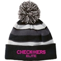 Picture of Check-Hers - Pom Beanie