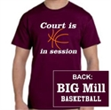 Picture of WMBB - Court Is In Session Shirt