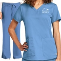 Picture of CH - V Neck Scrub Set