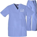 Picture of CH - Unisex Scrub Set