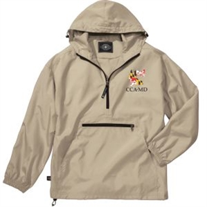 Picture of CCAMD - 1/4 Zip Windbreaker