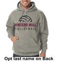 Picture of WMV - Hooded Sweatshirt