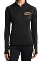 Picture of Majestx - Ladies 1/4 Zip Spandex Jacket