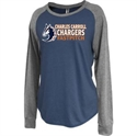 Picture of CCC - Ladies Jersey Raglan Crewneck