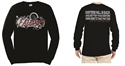 Picture of WMCheer - Black Long Sleeve T-Shirt
