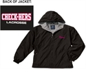 Picture of Check-Hers - Youth Full Zip Jacket
