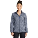 Picture of WAX - Women's Electric Heather Softshell Jacket