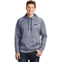 Picture of WAX - Electric Heather Fleece Hooded Pullover