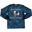Picture of FCA - Navy Long Sleeve Tie Dye