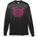 Picture of Check-Hers - Youth LS Wicking T-Shirt