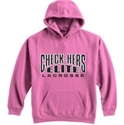 Picture of Check-Hers - Youth Twill Hoodie