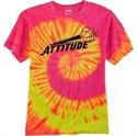 Picture of Attitudes - F. Swirl Tie Dye