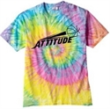 Picture of Attitudes - Saturn Tie Dye