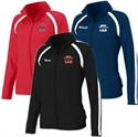 Picture of NC Lax - Ladies Poly Spandex Jacket