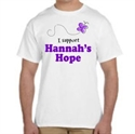 Picture of HH - I Support Hannah's Hope T-Shirt