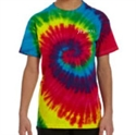 Picture of CHC - Youth Tie Dye Short Sleeve