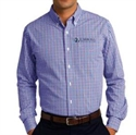 Picture of CHC - Long Sleeve Gingham Easy Care Shirt