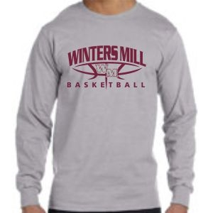 Picture of WMB - Long Sleeve T-Shirt