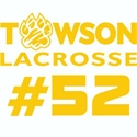 Picture of Towson LAX - Car Window Decal