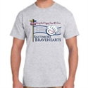 Picture of FCA - Grey Short Sleeve Shirt