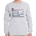 Picture of FCA - Grey Long Sleeve T-Shirt