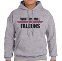 Picture of WMA - WM Falcons Hooded Sweatshirt