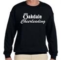 Picture of OCHEER - Black Crewneck Sweatshirt