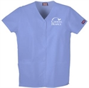 Picture of CH - Snap Front V-Neck Top