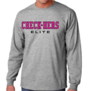 Picture of Check-Hers - Coach Long Sleeve