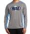 """Picture of WAX - Long Sleeve """"Retro"""" Shirt"""
