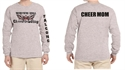Picture of WMCheer - Grey Long Sleeve T-Shirt