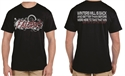 Picture of WMCheer - Black Short Sleeve T-Shirt