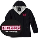 Picture of Check-Hers - Enterprise Jacket w/ Left Chest  & Full Back logo