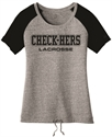 Picture of Check-Hers - New Era Ladies' Triblend Cinch Tee