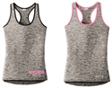 Picture of Check-Hers - Electric Heather Racerback Tank