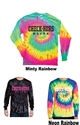 Picture of Check-Hers - Tie Dye Long Sleeve