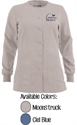 Picture of CH - Grey's Anatomy Round Neck Ladies' Warm-Up Jacket
