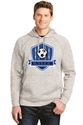 Picture of WSAU - PosiCharge® Electric Heather Fleece Hooded Pullover