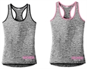 Picture of Check-Hers - Ladies PosiCharge® Electric Heather Racerback Tank
