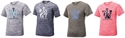Picture of WAX - Youth PosiCharge® Electric Heather Tee